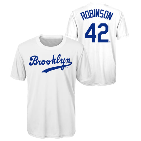 Jackie Robinson Cooperstown Collection Youth T-Shirt