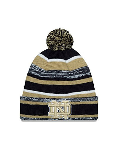 Notre Dame Fighting Irish New Era NE14 Sport Knit Hat - Dino's Sports Fan Shop