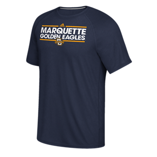 Marquette Golden Eagles Adidas Dassler Ultimate Shirt - Dino's Sports Fan Shop