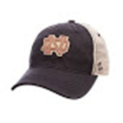 Notre Dame Fighting Irish Zephyr Summertime Adjustable Hat - Dino's Sports Fan Shop