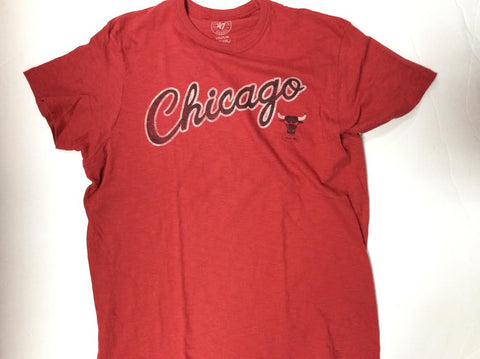 Chicago Bulls '47 Brand Red Men's Shirt - Dino's Sports Fan Shop