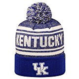 Kentucky Wildcats Top Of The World NCAA Blue Driven Adult Knit Hat