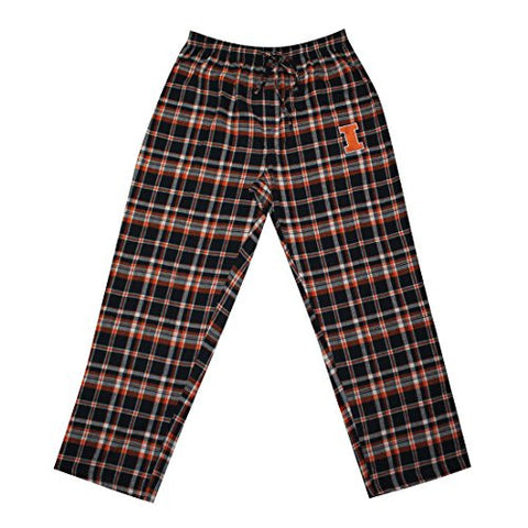 Illinois Fighting Illini Concept Sports Sleepwear Sport Pajama Pants - Dino's Sports Fan Shop