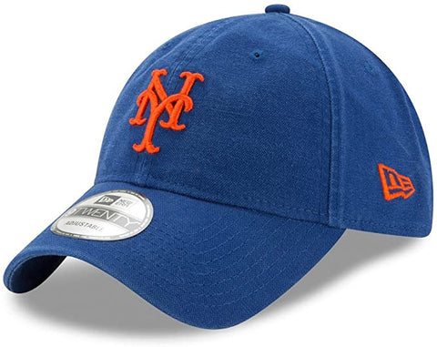 New York Mets New Era 9TWENTY Core Classic Adult Adjustable Hat