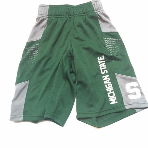 Michigan State Spartans Under Armour Limitless Youth Shorts - Dino's Sports Fan Shop