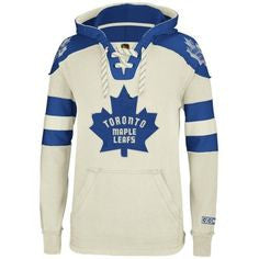 Toronto Maple Leafs CCM Adult Hockey Fleece Sweatshirt - Dino's Sports Fan Shop