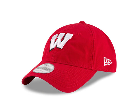 Wisconsin Badgers New Era Core Shore Primary 2 Adjustable Hat - Dino's Sports Fan Shop