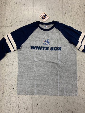 Chicago White Sox Majestic Grey/White Est. 1901 Adult Shirt