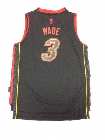 Dwyane Wade  3 Miami Heat Adidas Originals Swingman Youth Jersey - Dino s  Sports Fan Shop 6940a9928