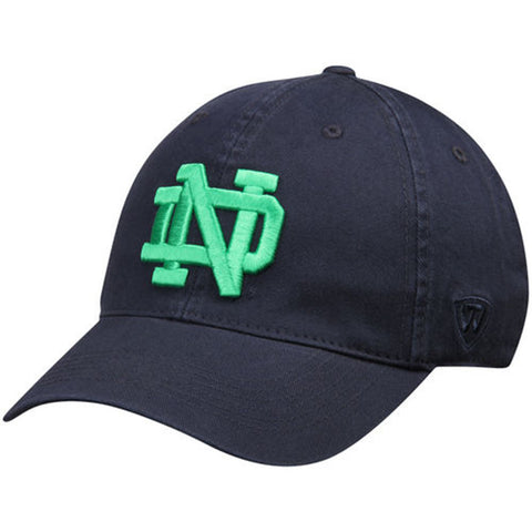 Notre Dame Fighting Irish Top of the World Relaxer One-Fit Hat M/L - Dino's Sports Fan Shop