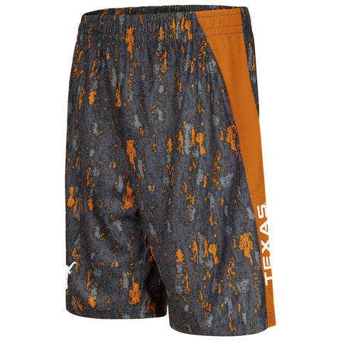 Texas Longhorns Colosseum Youth Cutter Shorts - Dino's Sports Fan Shop
