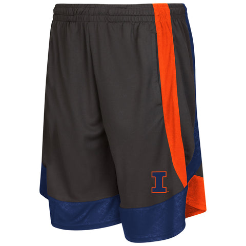 Illinois Fighting Illini Colosseum Elite Youth Shorts - Dino's Sports Fan Shop