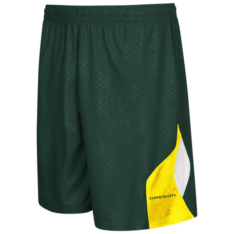 Oregon Ducks Colosseum Gridlock Youth Shorts - Dino's Sports Fan Shop