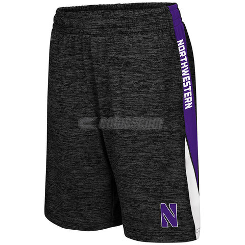 Northwestern Wildcats Colosseum The Jet Shorts Youth