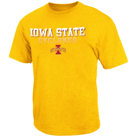 Iowa State Cyclones Colosseum Fade In Shirt - Dino's Sports Fan Shop