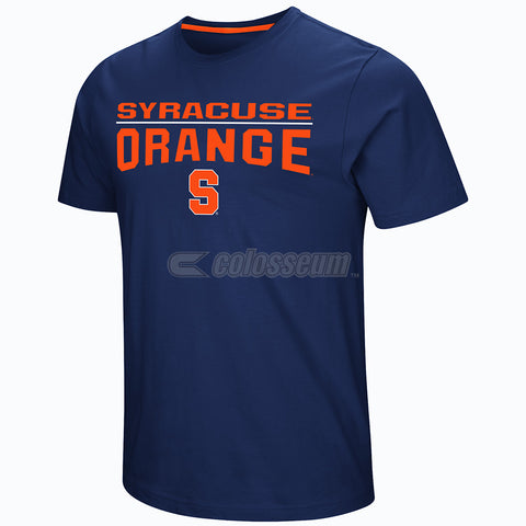 Syracuse Orange Adult Respect The Game Shirt