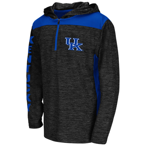 Kentucky Wildcats Colosseum Youth Quick Kick Sweatshirt - Dino's Sports Fan Shop