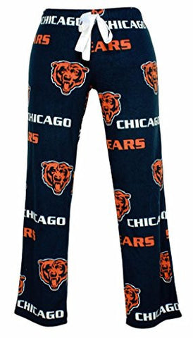 Chicago Bears NFL Apparel Adult Mens Soft Pajama Pants - Dino's Sports Fan Shop