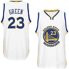 Draymond Green #23 Replica Adidas Home Jersey Youth - Dino's Sports Fan Shop