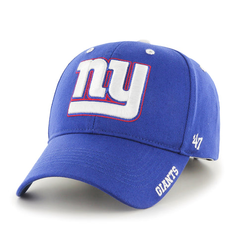 New York Giants Adult Frost '47 Brand Hat - Dino's Sports Fan Shop - 1