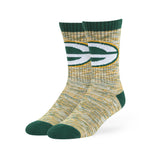Green Bay Packers '47 Brand NFL Dark Green Leroy Crew Sport Socks