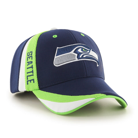 Seattle Seahawks '47 Brand MVP Adjustable Adult Hat - Dino's Sports Fan Shop - 1