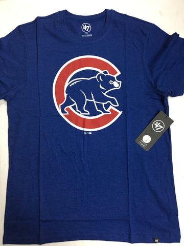 Chicago Cubs SS Bear Logo Shirt