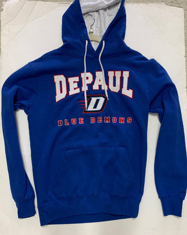 DePaul Blue Demons Adult Colosseum Blue Sweatshirt
