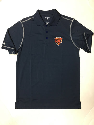 Men's Chicago Bears Antigua Icon Polo