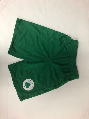 Boston Celtics NBA Youth Green Shorts