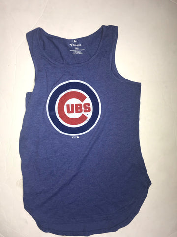 Chicago Cubs Women's Weathered Official Logo