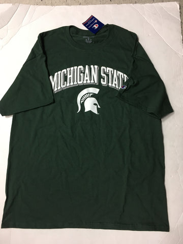 Michigan State Adult Champion Green T-Shirt