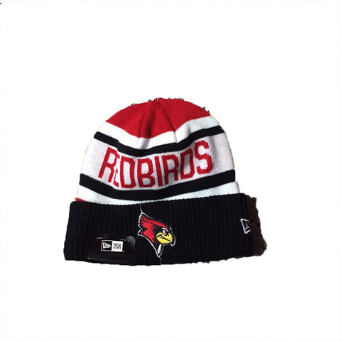 Illinois State Redbirds New Era Biggest Fan Adult Knit Winter Hat