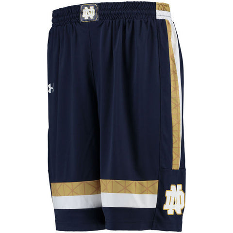 Notre Dame Fighting Irish Under Armour Replica Youth Shorts - Dino's Sports Fan Shop
