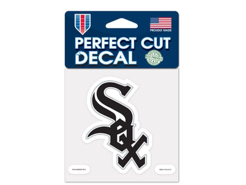 Chicago White Sox Wincraft Perfect Cut Decal 4x4
