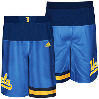 UCLA Bruins Adidas Adult March Madness Shorts - Dino's Sports Fan Shop