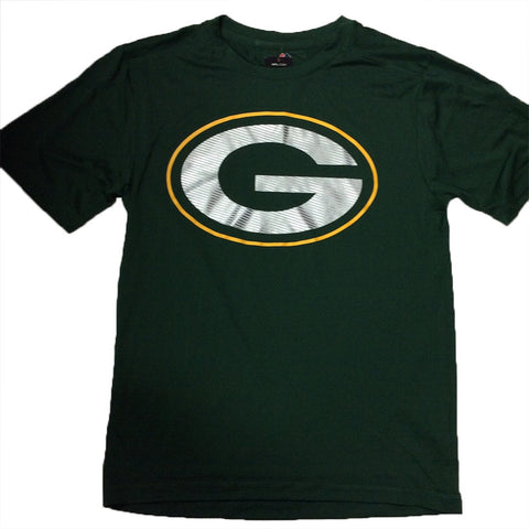 Green Bay Packers Majestic Performance Green World Dri-Fit Adult Shirt