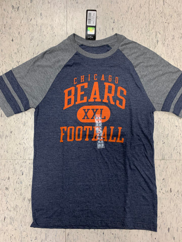 Chicago Bears Classic Arch Adult T-Shirt