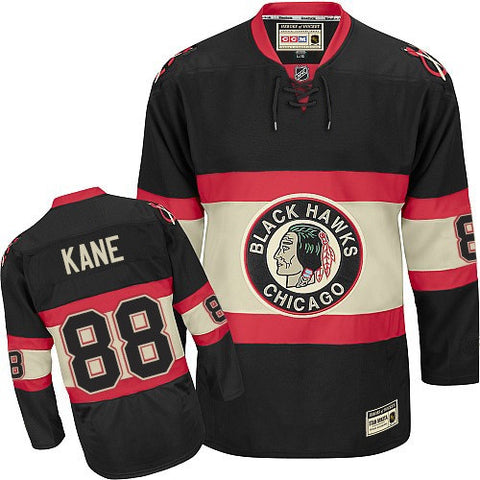 Patrick Kane #88 Chicago Blackhawks CCM Winter Classic Premier Jersey - Dino's Sports Fan Shop