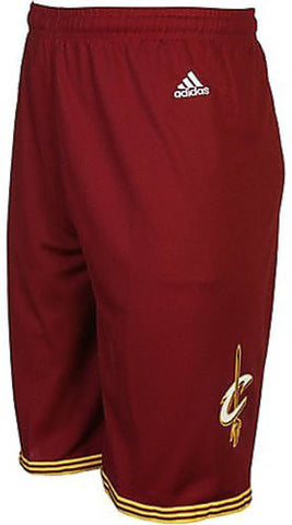 Cleveland Cavaliers Adidas Youth Replica Road Shorts - Dino's Sports Fan Shop