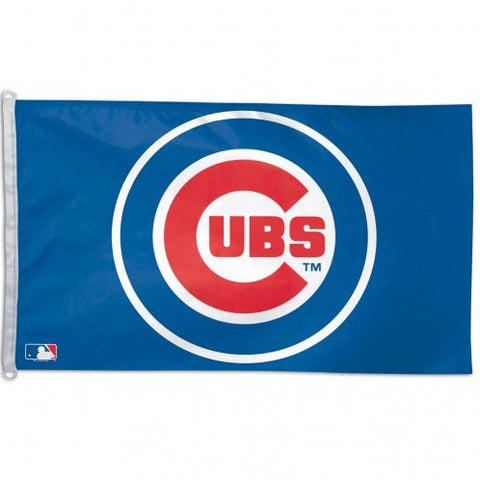 Chicago Cubs Wincraft Flag - 3' x 5' - Dino's Sports Fan Shop