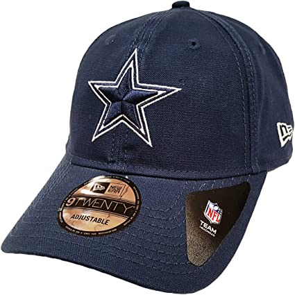 Dallas Cowboys New Era 9TWENTY Core Classic Adjustable Adult Cap