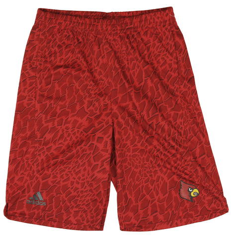 Louisville Cardinals Adidas Youth Crazy Light Shorts - Dino's Sports Fan Shop