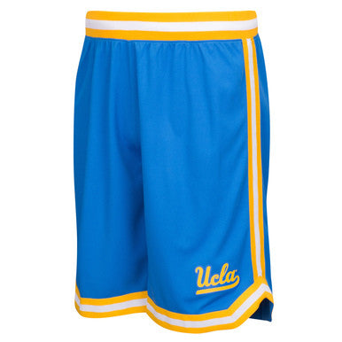 UCLA Bruins Adidas Blue Replica Youth Shorts