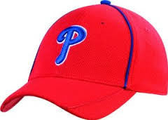 Philadelphia Phillies New Era Authentic Batting Practice Hat - Dino's Sports Fan Shop