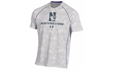 Northwestern Wildcats Under Armour Men's Limitless Shirt - Dino's Sports Fan Shop