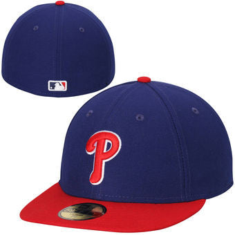 Philadelphia Phillies New Era Authentic On Field Alternate 59FIFTY Hat - Dino's Sports Fan Shop