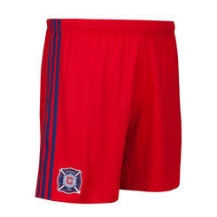 Chicago Fire Adidas Youth Training Shorts - Dino's Sports Fan Shop