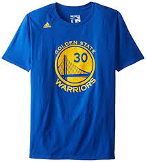 Stephen Curry #30 Golden State Warriors Performance NBA Player Name and Number T-Shirt