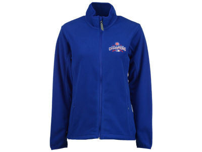 Chicago Cubs Antigua MLB Blue 2016 World Series Champions Ice Women's Jacket